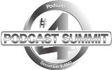 Podcast Summit #4 logo